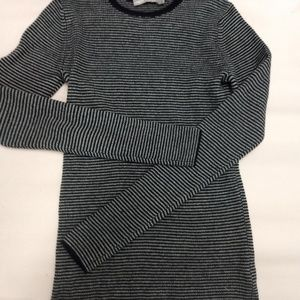 Vince stripped cashmere sweater